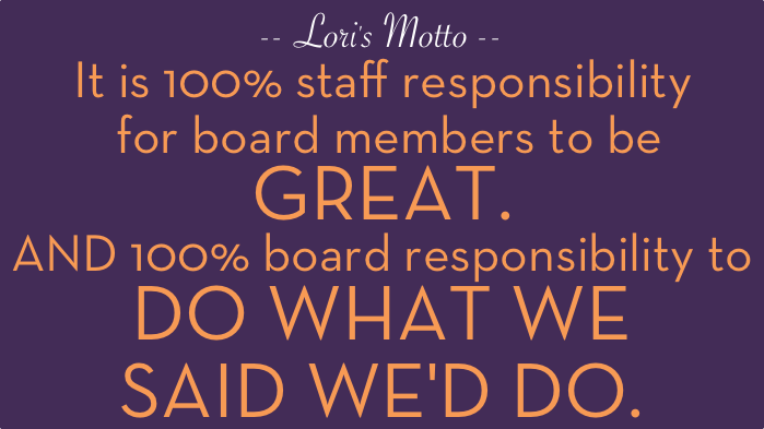 Mission Possible: Engaging Your Board in Fundraising