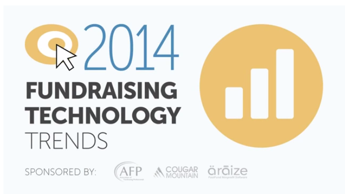 2014 Fundraising Technology Trends Study Published