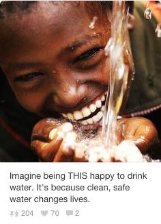 charitywaterpinterest