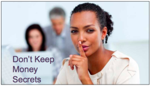 Sharing Your Money Story, Don't Keep it a Secret