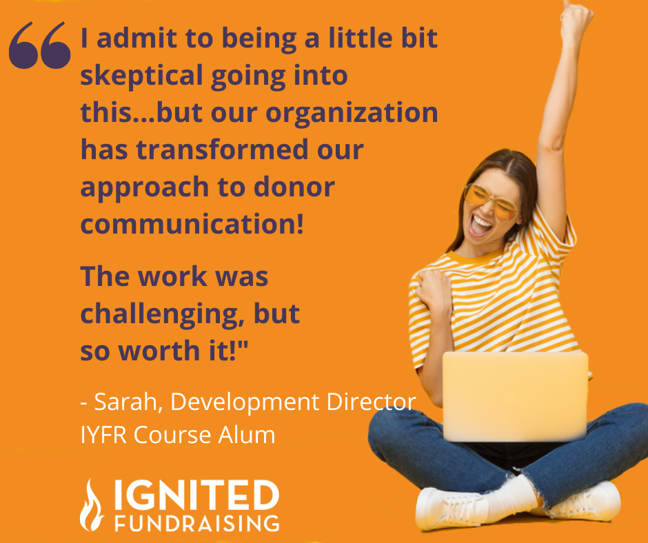 #1 Thing We Get Wrong in Fundraising