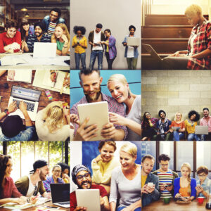 creating digital communities on social media